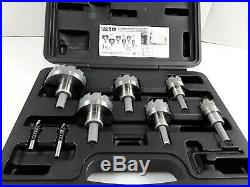 Klein Tools 31873 8-piece Hole Cutter Set
