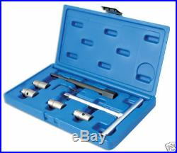 LASER TOOLS 4597 Diesel Injector Seat Cutter Cutting Tool Set