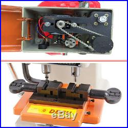 Laser Copy Duplicating Machine 368a With Full Set Cutters F Locksmith Tools