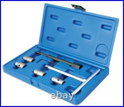 Laser Tools 4597 Diesel Injector Seat Cutter Set