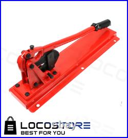 LoCost 24 Bench Type Swaging Tool Set withCrimper Cable Bolt Cutter Head