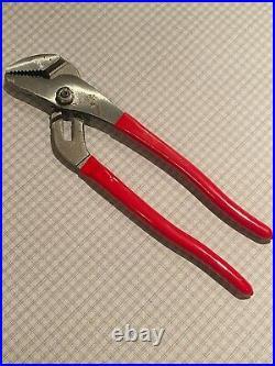 MAC Tools 8 pc Pliers Set Case Cutters Slip Joint Needle Nose P301817