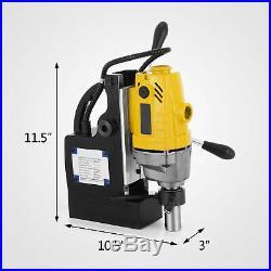 MD40 Magnetic Drill Press 7PC 1 HSS Cutte Set Annular Cutter Kit 1100W Precise