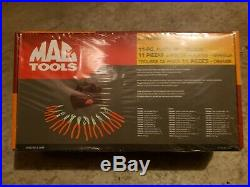Mac Tools 11 Pliers Cutters Nippers Set Kit Bag P301998O Quality USA