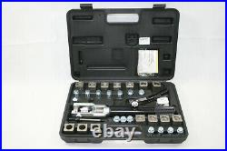 Mastercool 71475-PRC Universal Hydraulic Flaring Tool Set with Tube Cutter