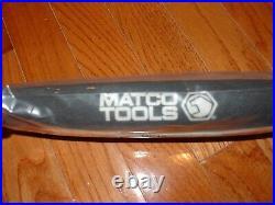 Matco Tools 4 Piece Cutter, Chisel, Scraper and Hammer Set MC4S