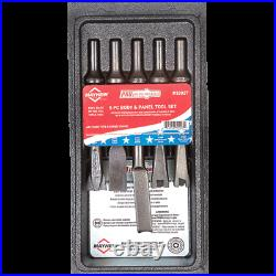 Mayhew PRO 5pc Body & Panel Cutter Air Hammer Tool Set with. 401 shank, USA #32027