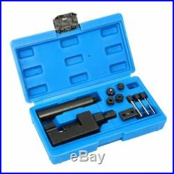 Motorcycle Cam Drive Chain Breaker Rivet Cutter Tool Set 520/525/530/630 Pitch