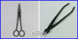 NEW KANESHIN Bonsai Tool 6 Item 1Set No. 175A Cutter Scissors Tweezers Pliers F/S