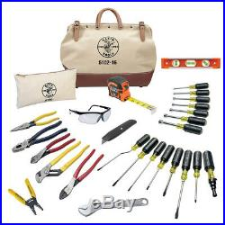 NEW KLEIN 80028 28 Piece Electrician Tool Set