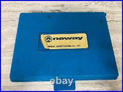 NEWAY 102 Valve Seat Cutter SET Tool Kit