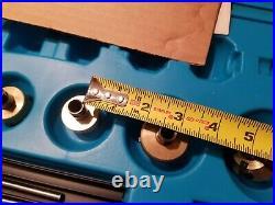 NEWAY 102 Valve Seat Cutter SET Tool Kit W Pilots BMW motorcycle 7&8 mm pilots