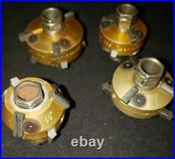 NEWAY Valve Seat Cutter Set Tool Kit has 211 75°60°, 229 45°, 231 45°, 623 30°