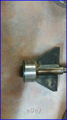 North West tenon cutter set used/ 1(1in.) 1(1 1/2in.) and 2(2inch)