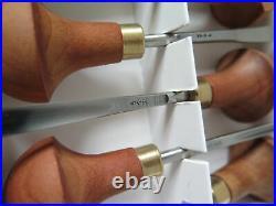 PFEIL Swiss Made Lino & Block Cutter Tool Set A 6 piece NEW free ship