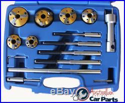 PRECISION VALVE SEAT CUTTERS 14Piece SET TUNGSTEN CARBIDE T&E Tools 6260