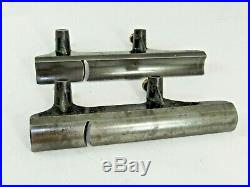 Pair Set # 12 Hollow & Round Bottoms & Cutters For Stanley 45 & 55 Plane T7026