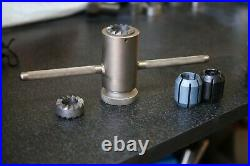 Park Tool CRC-1 Crown Race Cutter Set Professional Quality Machining Tool