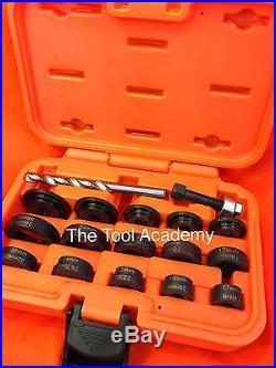 Parking Sensor Distance Control Hole Cutter Tool Set 17mm 32mm With Drill Bit