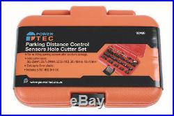Power-TEC 92489 Parking Distance Control Sensors Hole Cutter Set