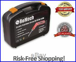 RoMech Foam Cutter Pro Electric Hot Knife (200W) Styrofoam Cutting Tool Set
