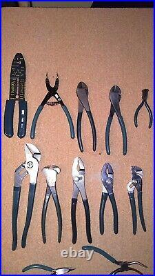 S K Tool Pliers/Cutters Set
