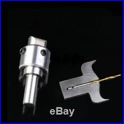SET of 8PCS Toy Wheel Cutter for High Revolutions Drill Press #