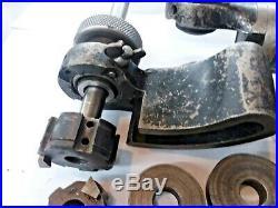 Sioux Portable Hard Valve Seat Insert Cutter Tool Set Flathead Engine Grinder