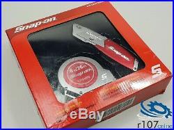 Snap On Tool Set UTK150 Autoloading Cutter & 8m Tape Measure (Incl. VAT)