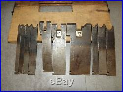 Stanley No 45 Combination Cutters In Good Used Condition 2 Sets Free Uk Post
