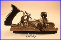Stanley No. 45 Plane, Sweetheart, Beautiful Set of 21 Boxed Cutters