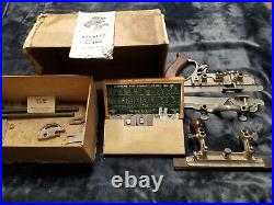 Stanley Tools Forty-Five Plane with Cutter Set. Used