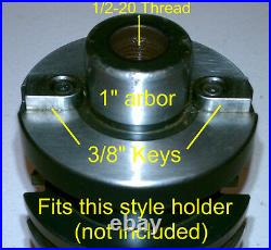 Suburban Tool Fly Cutter Body and 2 Bar Set (5 and 7.5 BARS) SEE VIDEO