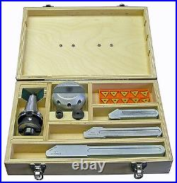 Suburban Tool Fly Cutter Super Set with CAT40 Arbor