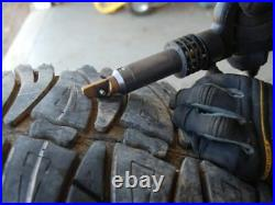 Tyre Cutter Groover recutting tread Kit+12blade heated tool Regroover tire Tyre