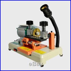US Key Duplicating Machine Key Cutting Cutter Copy Duplicator Locksmith Set Tool