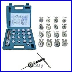 Universal Valve Seat Reamer Motorcycle Repair Cutter Valve Tool Set Fit for Hond