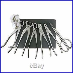 Vouiu 6-Piece Bonsai Tool Set, Knob Cutter, Trunk Splitter, Concave Wire Cut