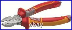 Wera We056490 Tool Check Plus Bit Set 39 Pcs Metric Plus 160mm Side Cutter
